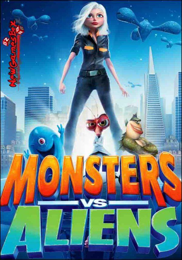 Monsters VS Aliens Free Download