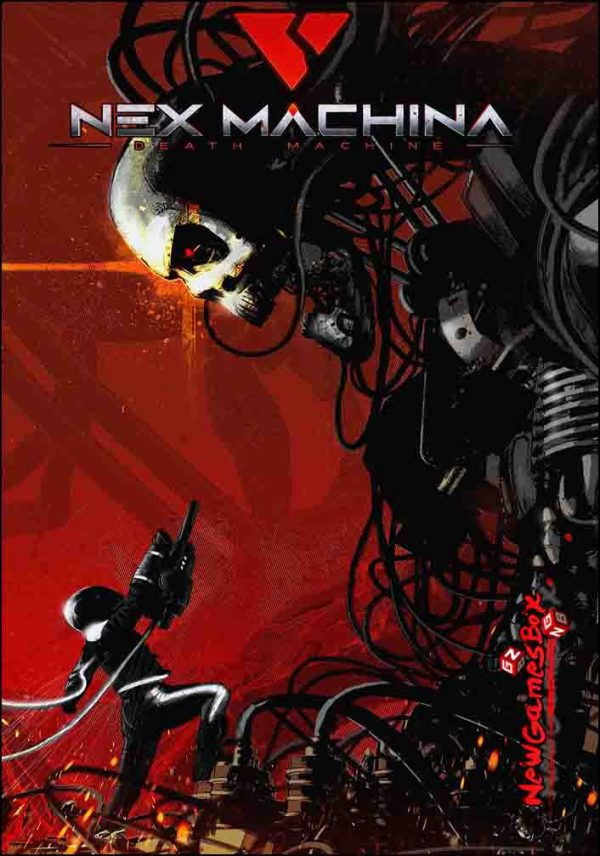 Nex Machina Death Machine Free Download