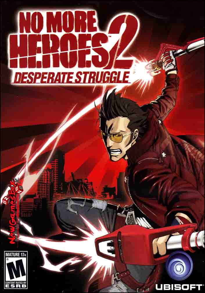 No More Heroes 2 Desperate Struggle Free Download