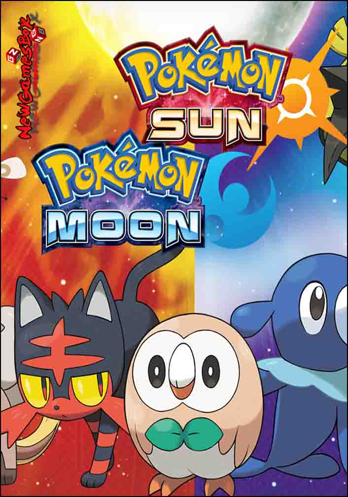 Pokemon Sun And Moon Free Download