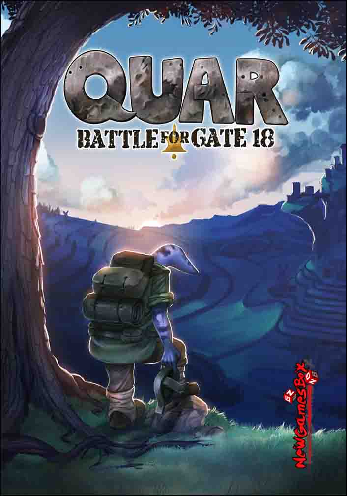 Quar Battle For Gate 18 Free Download