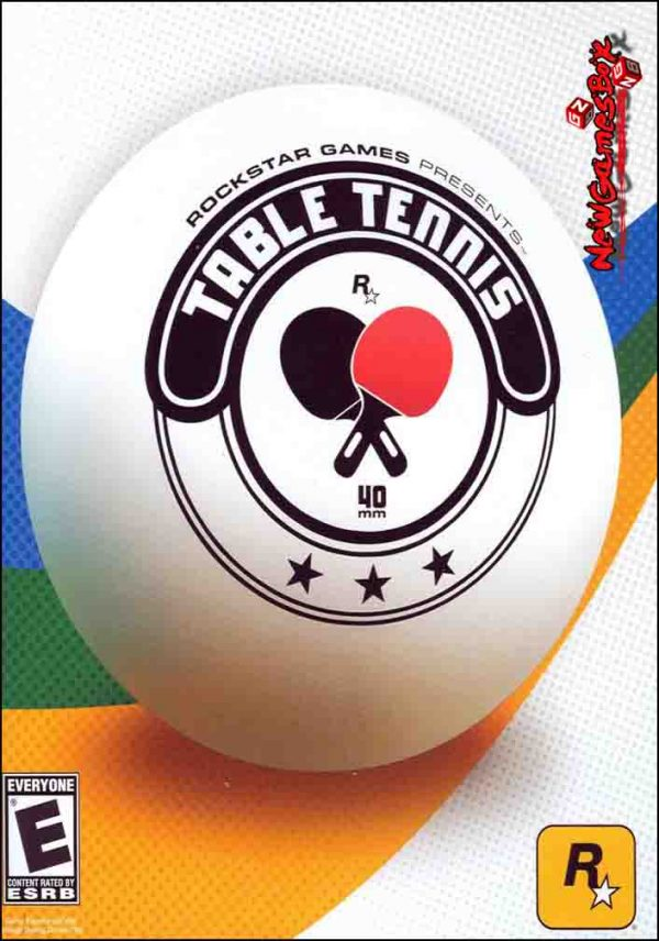 Rockstar Games Presents Table Tennis Free Download