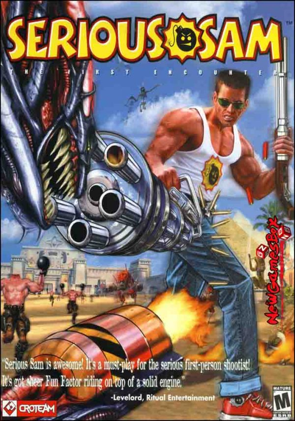 Serious Sam The First Encounter Free Download