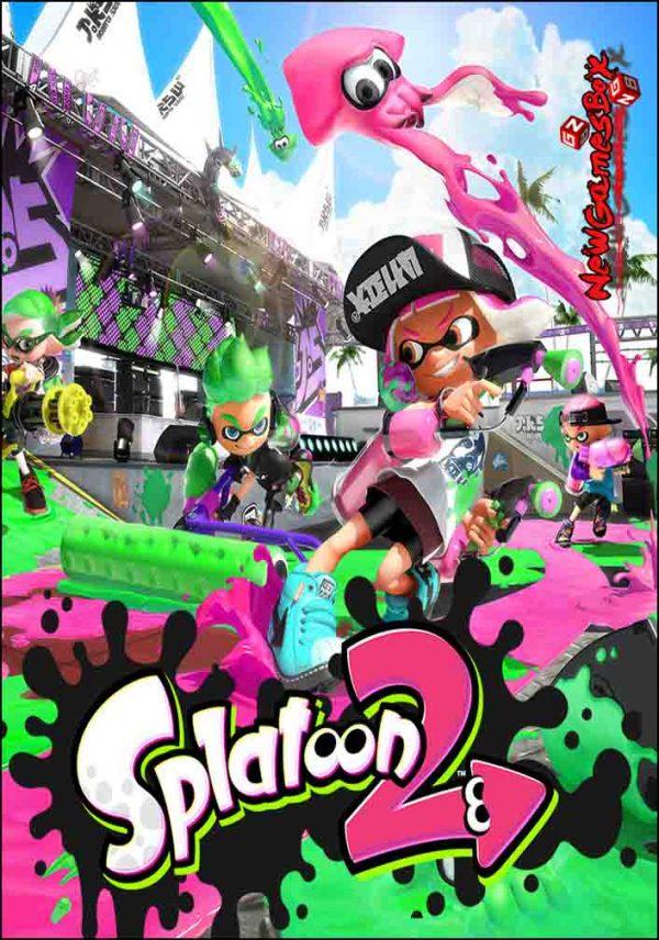 Splatoon 2 Free Download