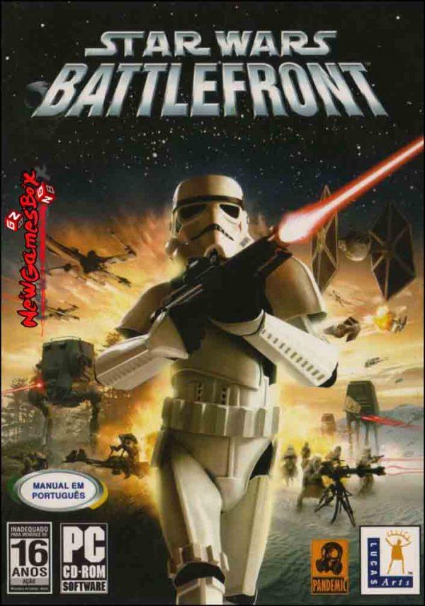 Star Wars Battlefront 1 Free Download