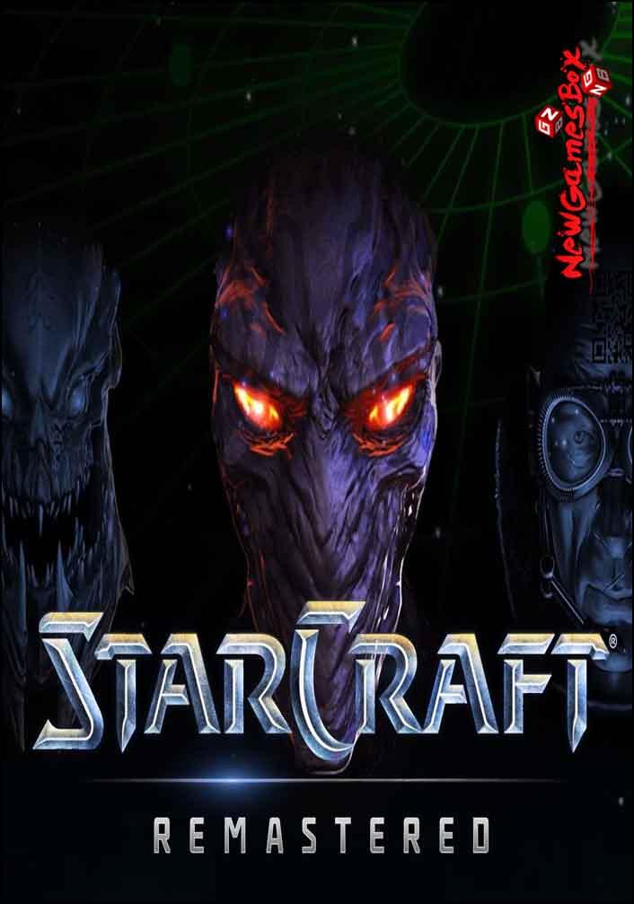 StarCraft Remastered Free Download Full Version PC Setup