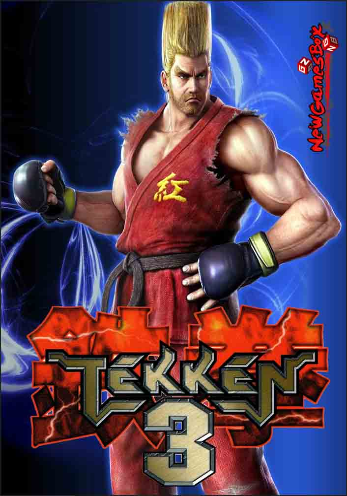 Tekken 3 Free Download Full Version Crack PC Game Setup