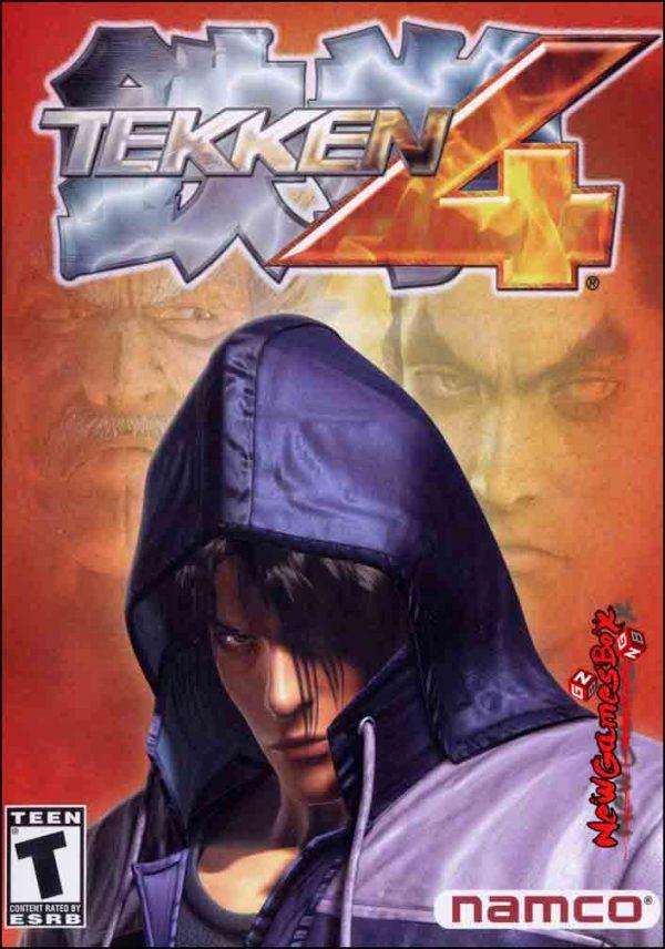 Tekken 4 Free Download