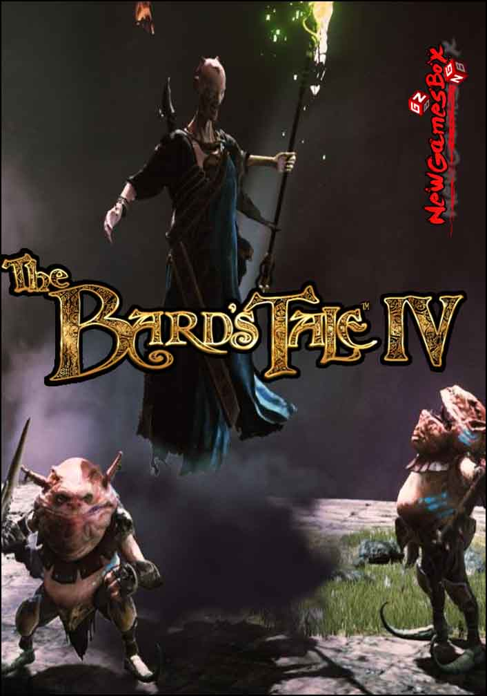 The Bards Tale 4 Free Download