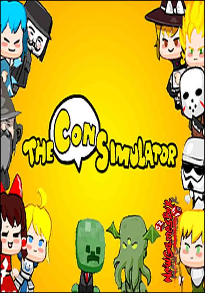 The Con Simulator Free Download