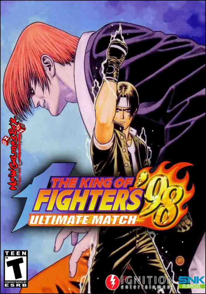 The King of Fighters 98 Free Download