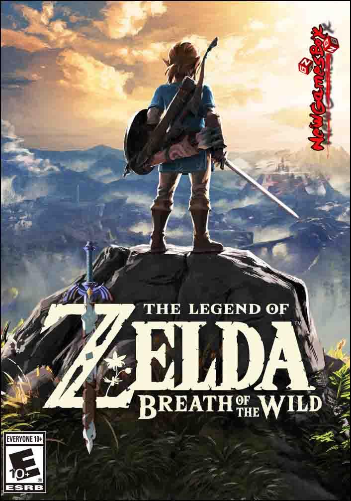 download legend of zelda breath of the wild pc