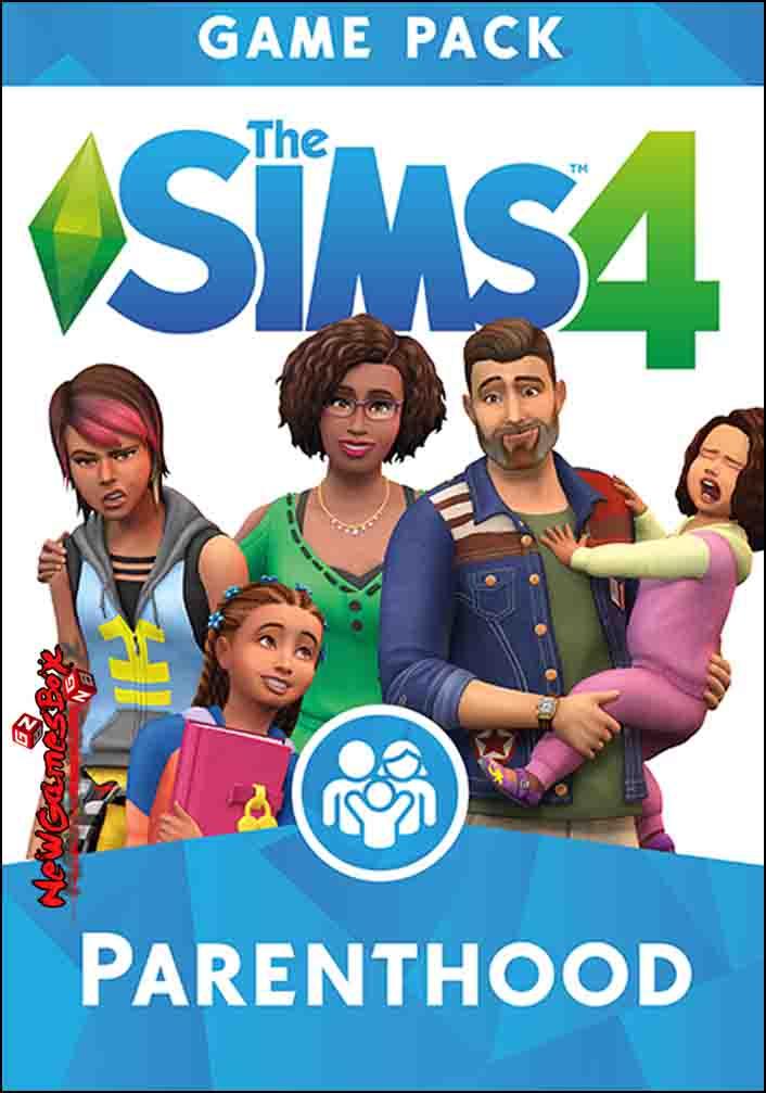 The Sims 4 Parenthood Free Download Full Version PC Setup