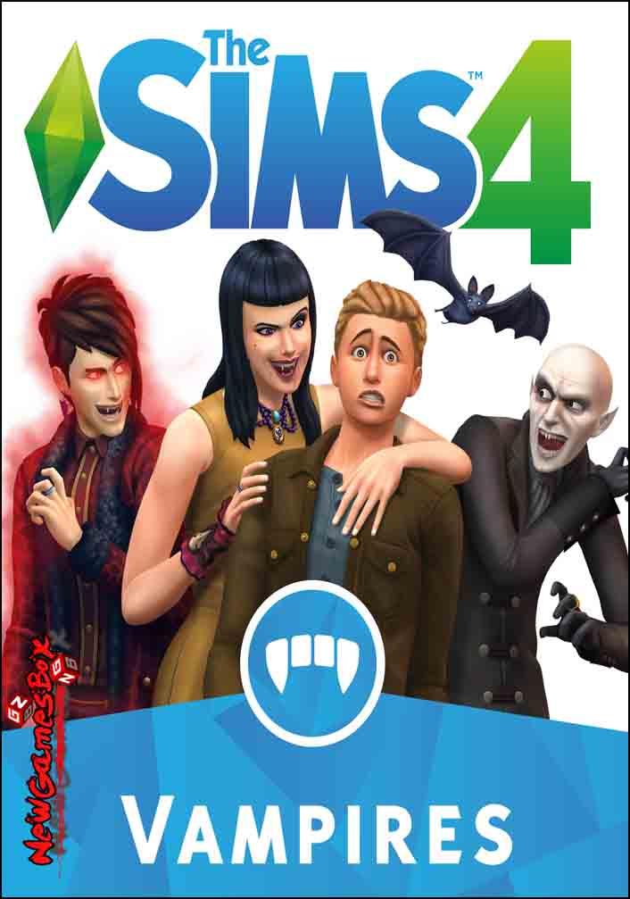 The Sims 4 Vampires Serial Key Generator ( ) | HacksHouse