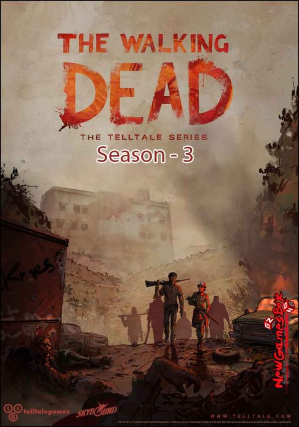 The Walking Dead Season 3 Free Download