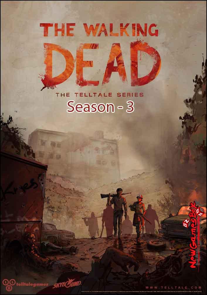 The Walking Dead Season 3 Free Download