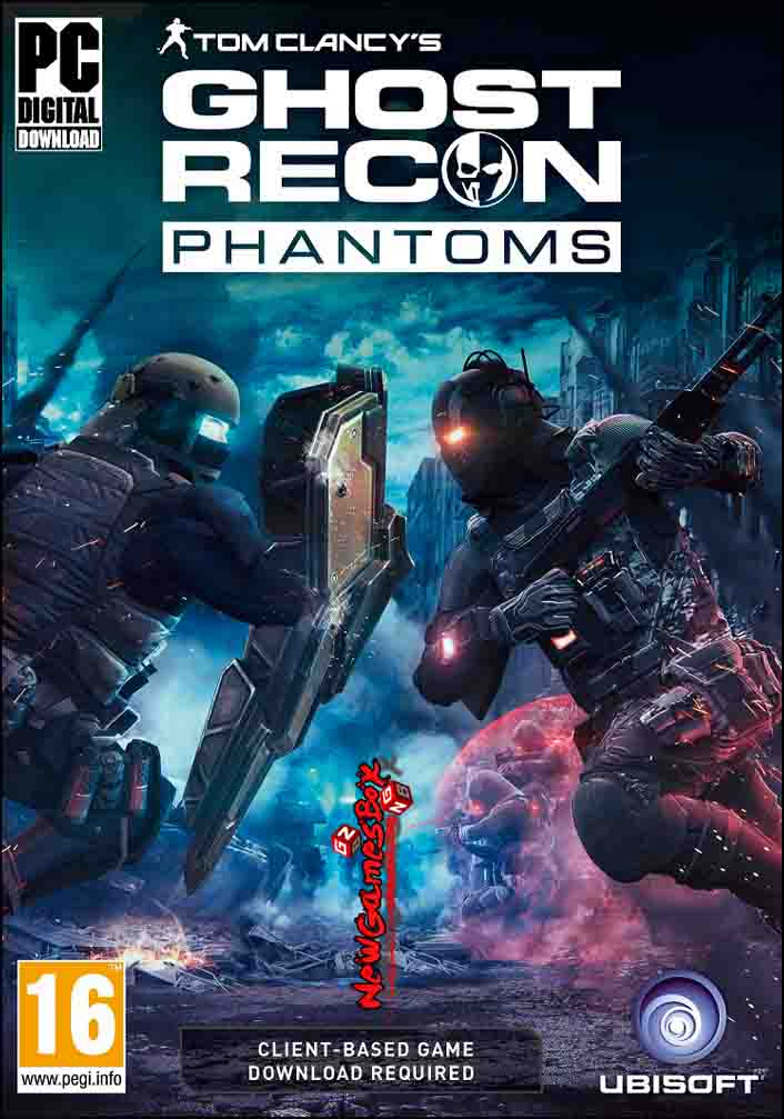 Tom Clancys Ghost Recon Phantoms Free Download