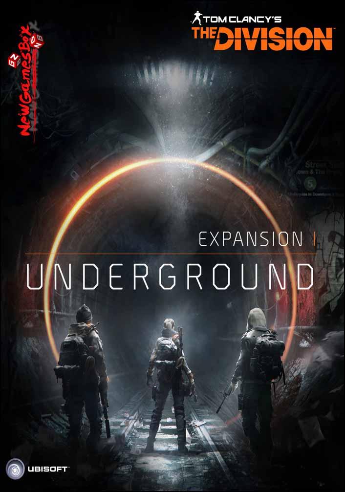 Tom Clancys The Division Underground Free Download