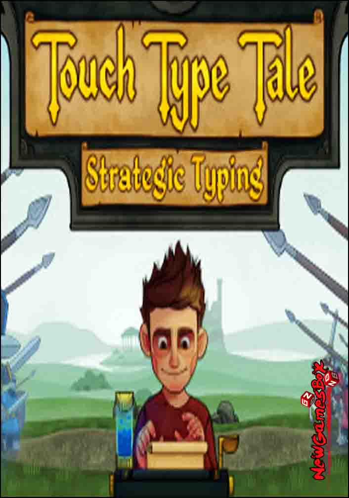 Touch Type Tale Strategic Typing Free Download