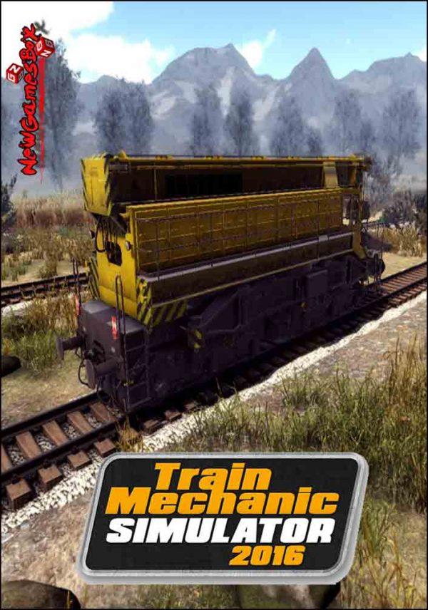Train Mechanic Simulator 2016 Free Download