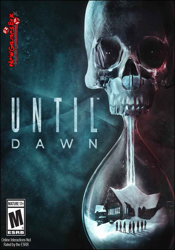 Until Dawn Free Download
