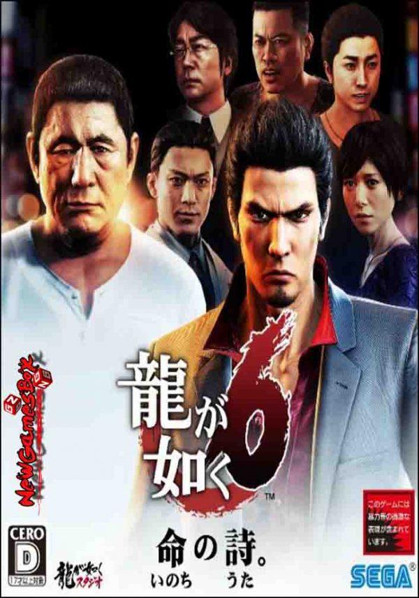 Yakuza 6 Free Download