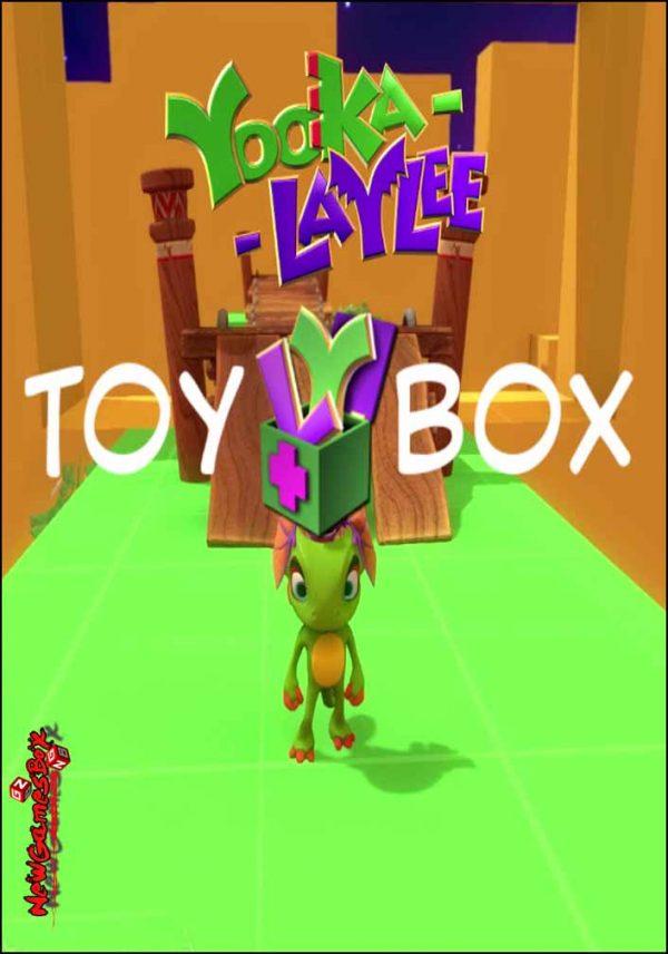 Yooka Laylee Toybox Free Download