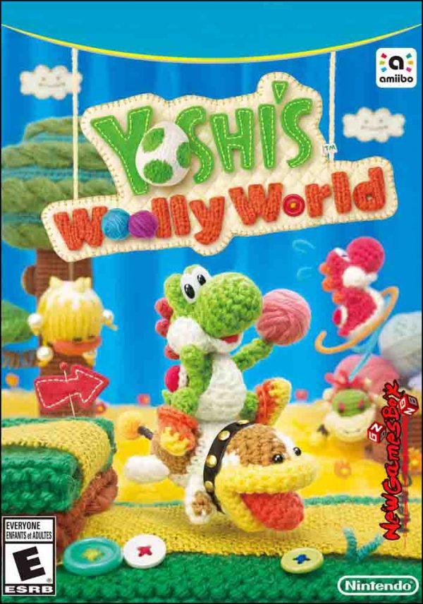 Yoshis Woolly World Free Download
