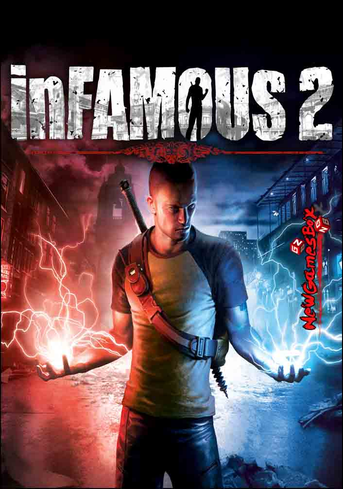 inFAMOUS 2 Free Download