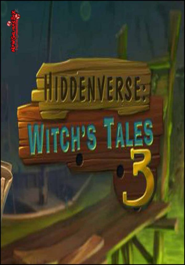 Hiddenverse Witchs Tales 3 Free Download