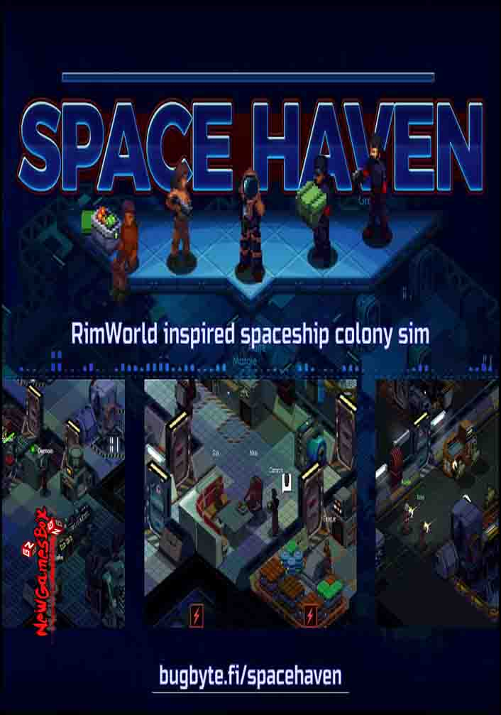 Space Haven Free Download