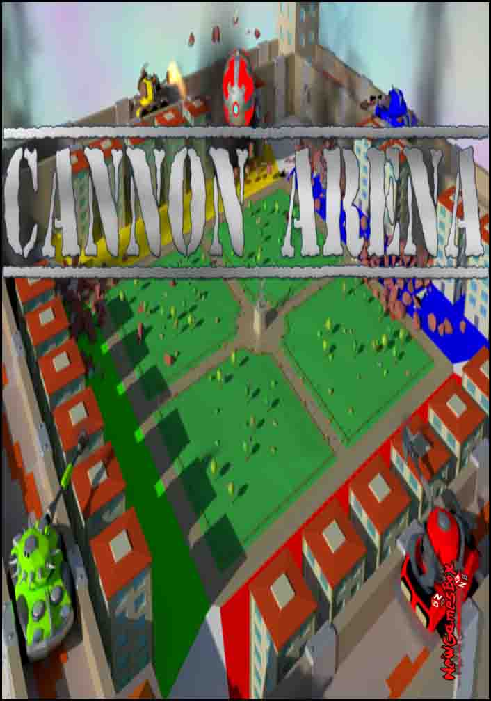 Cannon Arena Free Download Full Version PC Game Setup