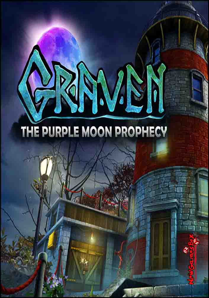 GRAVEN The Purple Moon Prophecy Free Download