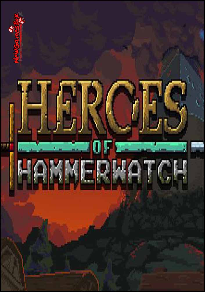 Heroes Of Hammerwatch Witch Hunter Free Download