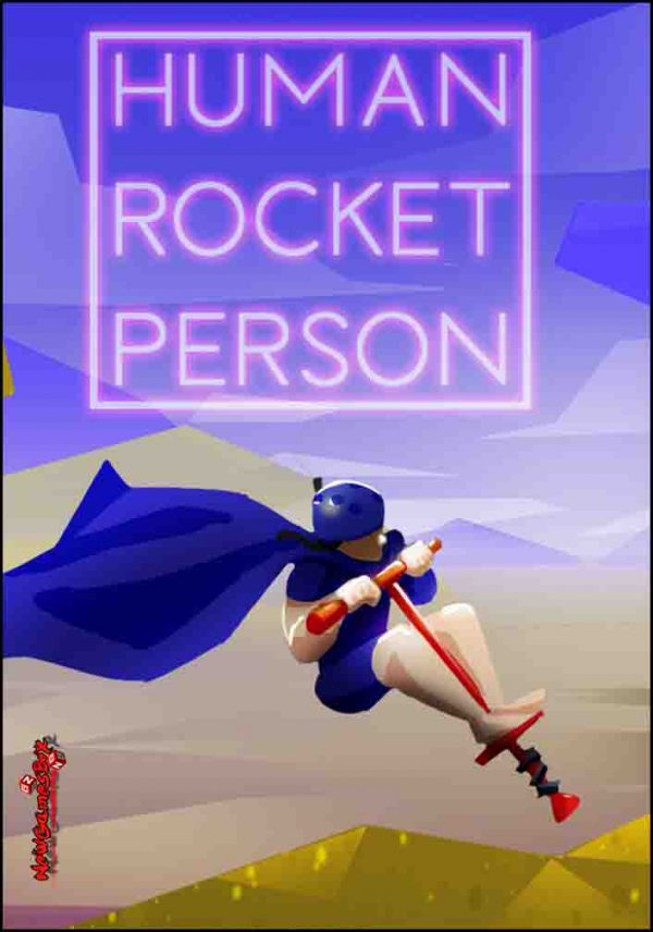 Human Rocket Person Free Download