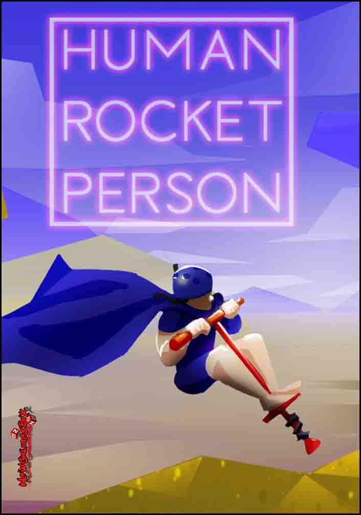 Human Rocket Person Free Download