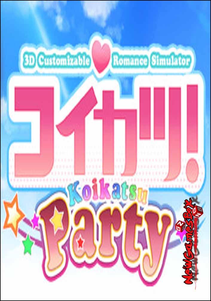 Koikatsu Party Free Download Full Version PC Game Setup
