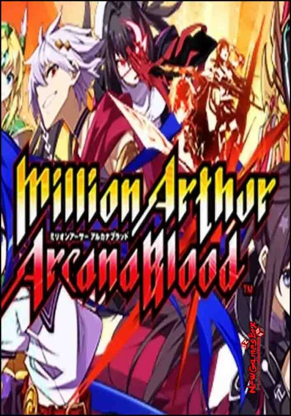 Million Arthur Arcana Blood Free Download