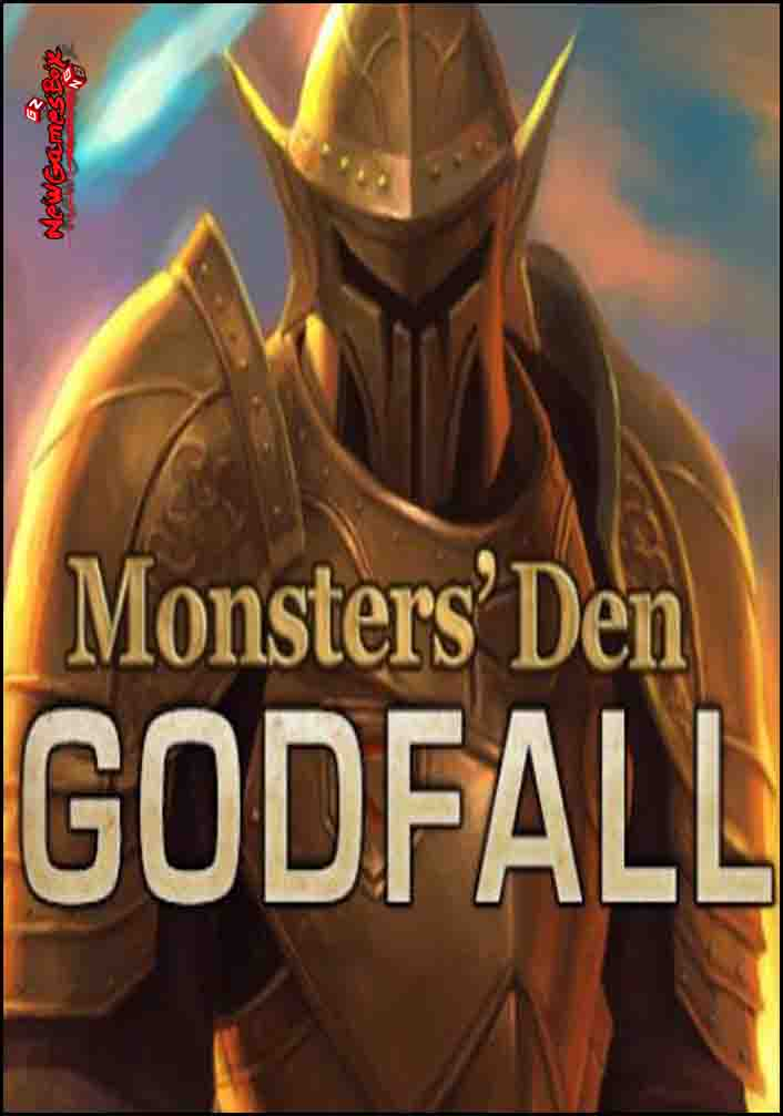 Monsters Den Godfall Free Download