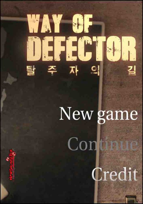 Way Of Defector Free Download
