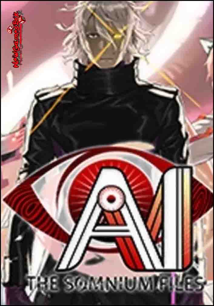 AI The Somnium Files Free Download