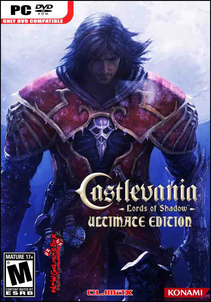 Castlevania Lords Of Shadow Free Download