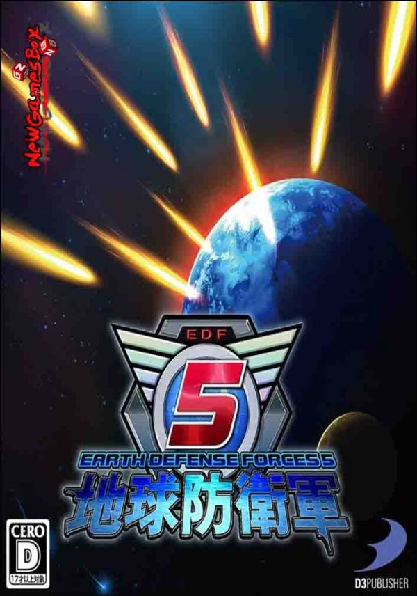 Earth Defense Force 5 Free Download