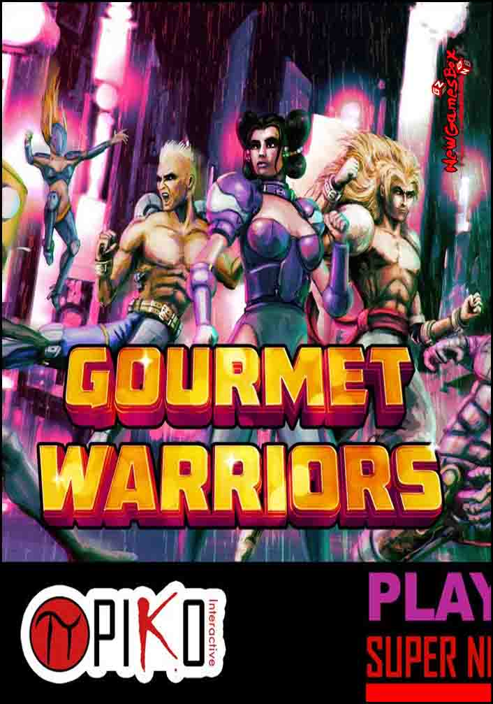 Gourmet Warriors Free Download