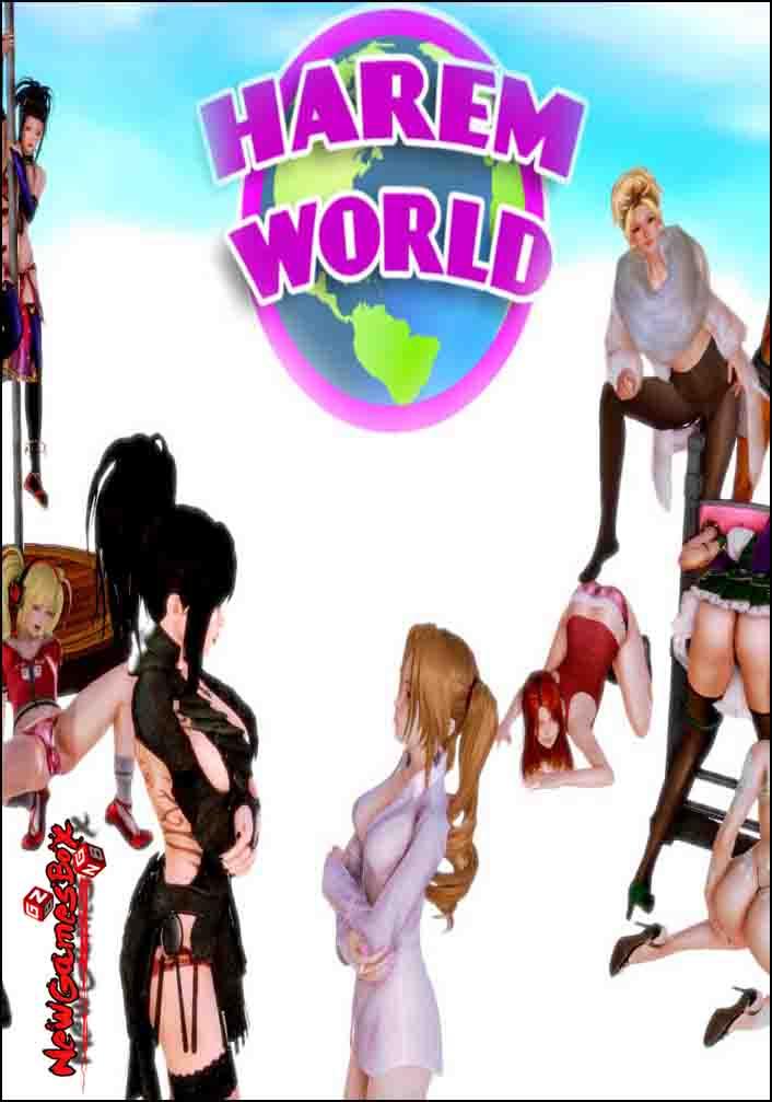 Harem World Free Download Full Version PC Game Setup