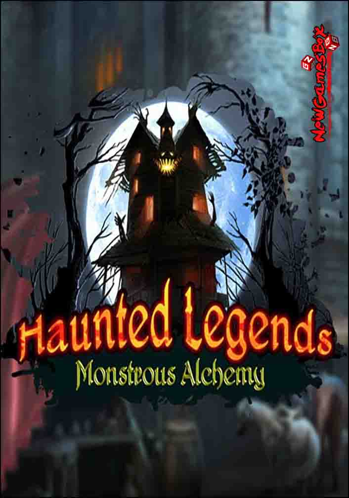 Haunted Legends Monstrous Alchemy Free Download