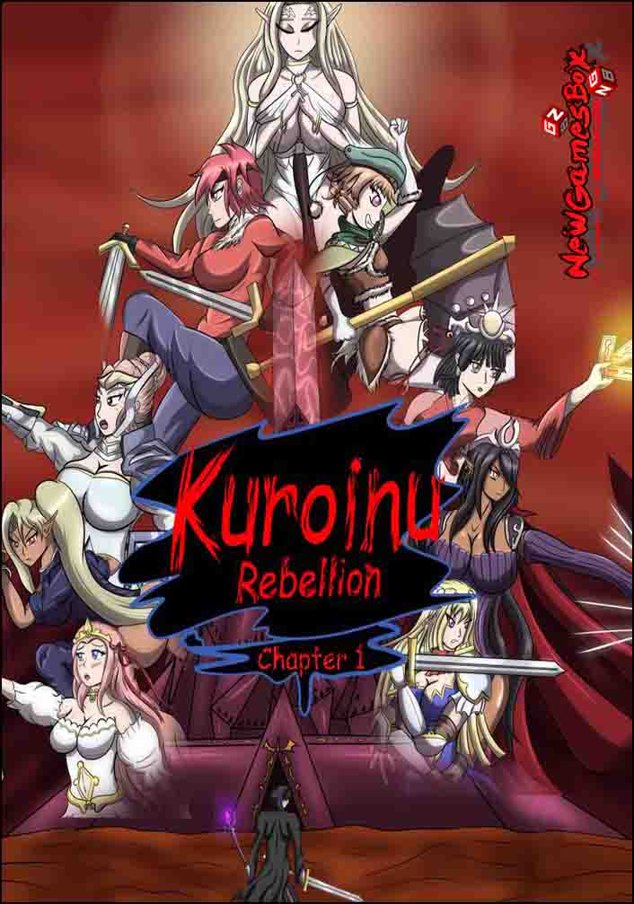 Kuroinu Rebellion Free Download