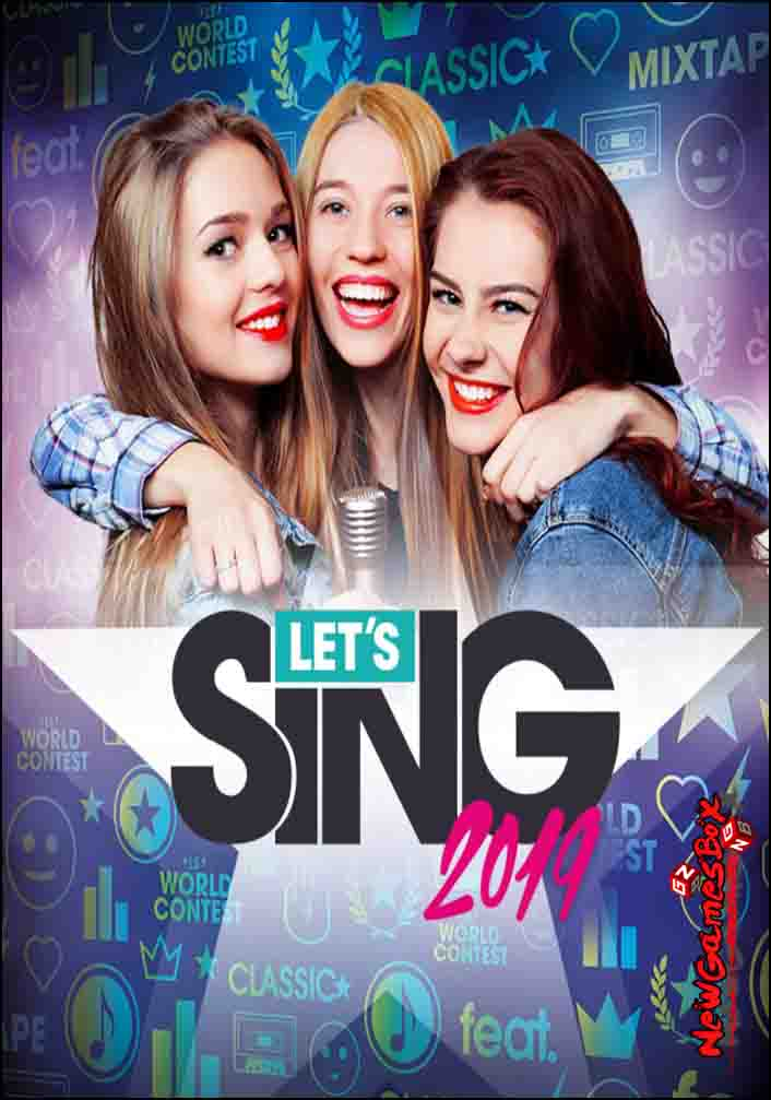 Lets Sing 2019 Free Download