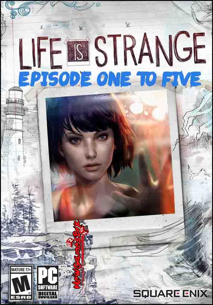 Life Is Strange Episode 1-5 Free Download