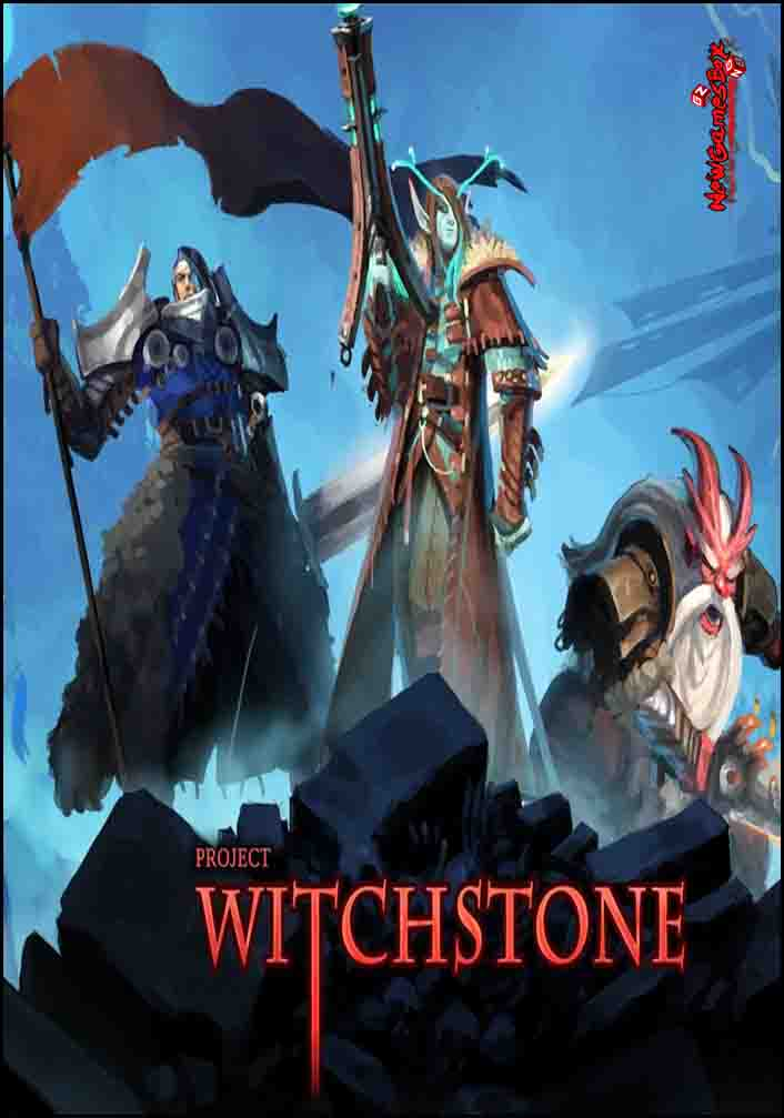 Project Witchstone Free Download